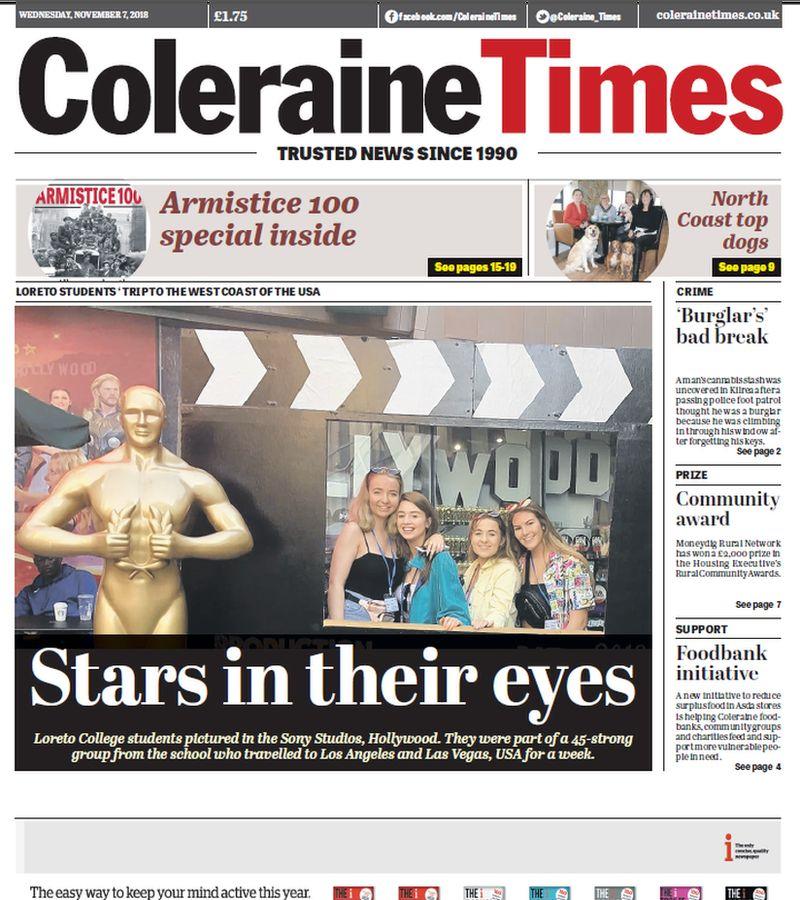 Coleraine Times