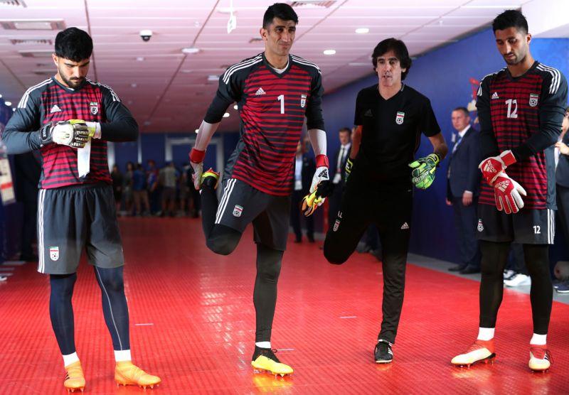 رقابت تاریخی در تیم ملی فوتبال ایران؛ پنج ستاره برای یک دروازه