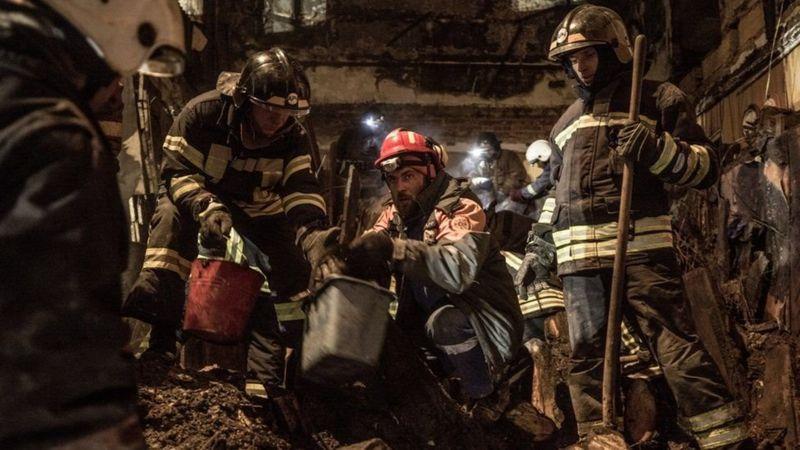 У пожежі Одесі 4 грудня 2019 року загинуло 16 людей