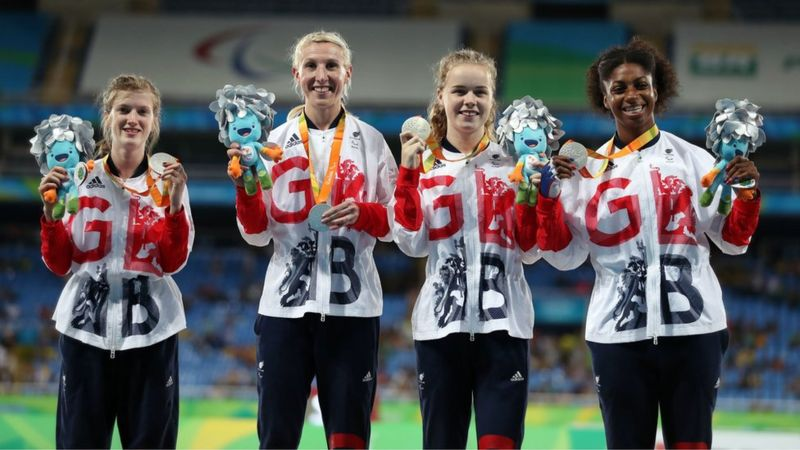 2c7dd2576bb Paralympics 2016  Every Paralympics GB medal winner - CBBC Newsround