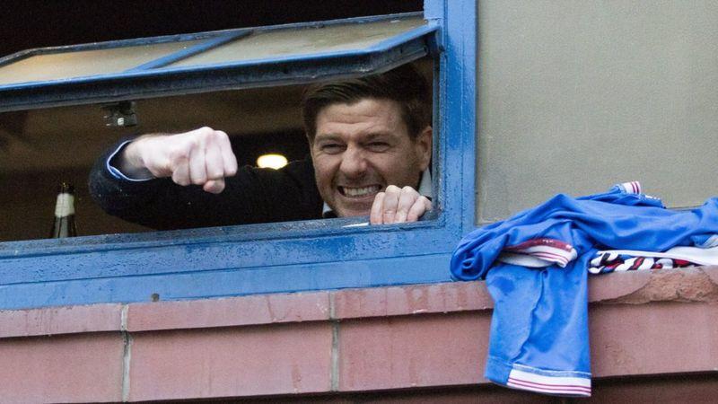 شاهکار جرارد؛ گلاسکو رنجرز پس از ده سال قهرمان فوتبال اسکاتلند شد
