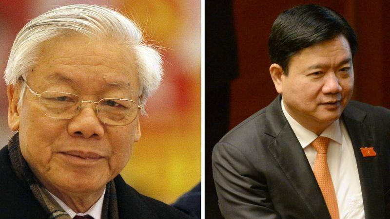 Tổng Bí thư Nguyễn Phú Trọng sẽ có ý kiến gì về trường hợp ông Đinh La Thăng?