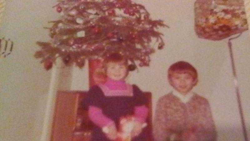 Jeanette Phillips' children, Andrew and Jayne