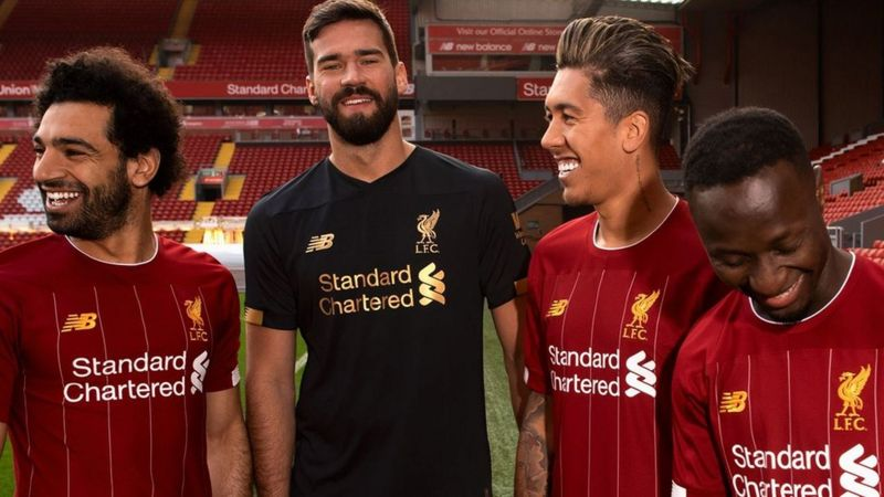 best service 68435 16660 Premier League kits: Check out new home kits for the 2019-20 ...