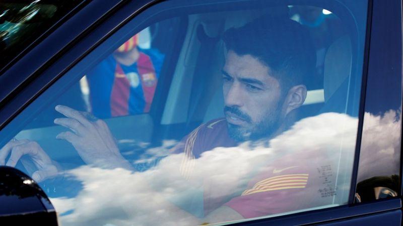 بارسلونا با انتقال لوئیس سوارز به اتلتیکو مادرید موافقت کرد