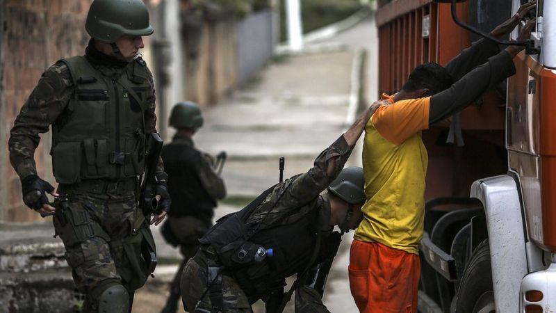 City of God actor suspected of killing Brazilian policeman