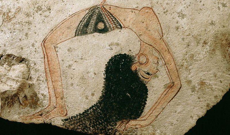 sexo y el matrimonio en el Antiguo Egipto