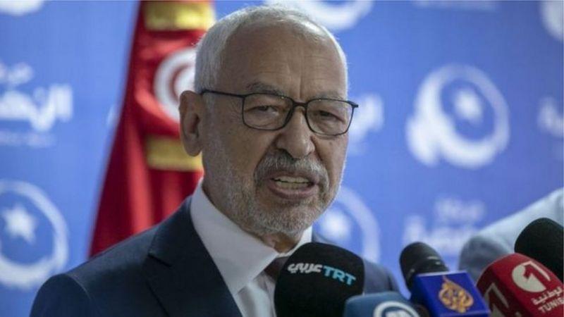 رئيس البرلمان التونسي قد يواجه إجراءات لسحب الثقة منه