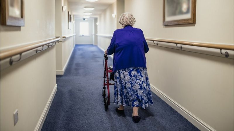 Covid in Scotland: Holyrood votes for 'immediate' care home inquiry _113425413_gettyimages-938467396