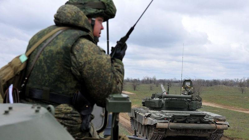Ukrayna-Rusya krizi: Rusya'dan 'gerekirse müdahale ederiz' uyarısı