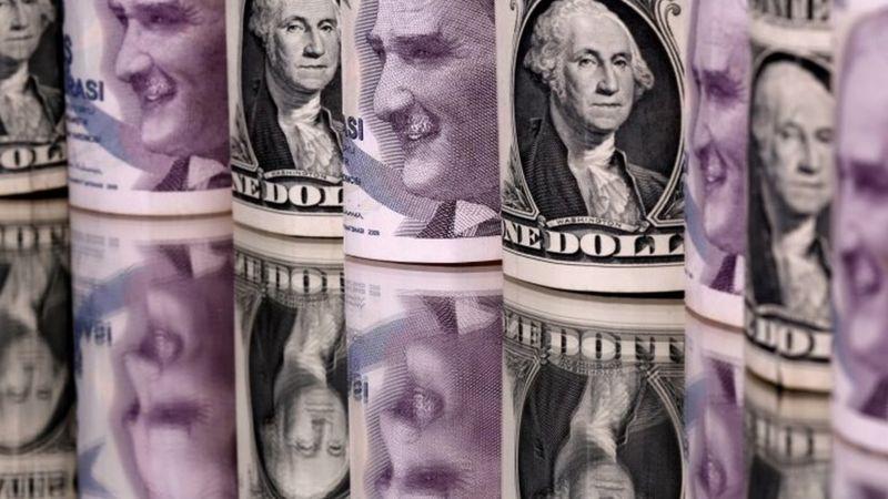 Türkiye'de yurt içinde yerleşiklerin döviz cinsi tahvil yatırımları rekor kırdı