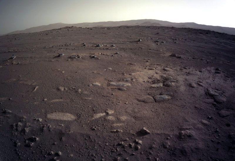 عکسهای درخشان کاوشگر تازه ناسا از مریخ