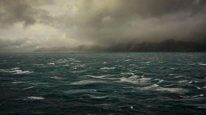 قاره گمشدهای که ۳۷۵ سال بعد پیدا شد زاریا گوروت، بیبیسی