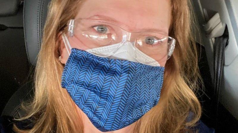 La pediatra Christina Propst asegura que el covid-19 puede provocar graves consecuencias en la salud de los niños.