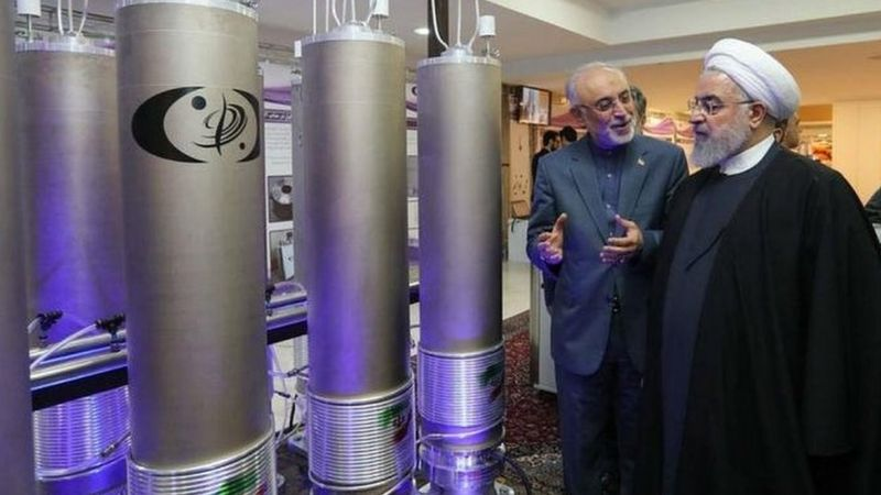 رویترز از 'علامت های دلگرم کننده' ایران برای گفتگوهای هسته ای خبر داد