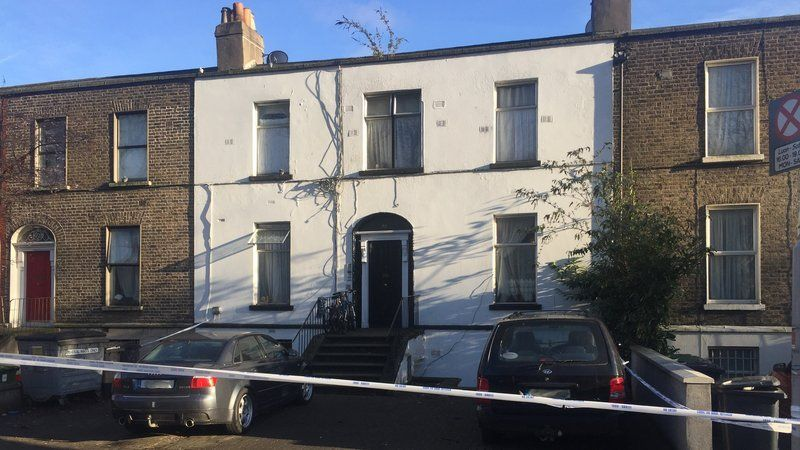House where Dublin shooting occurred