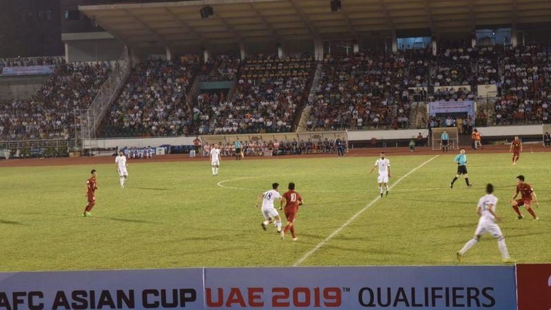 """Đội tuyển U.22 Việt Nam sẽ thi đấu trong bảng B mà tác giả cho là """"bảng tử thần"""""""