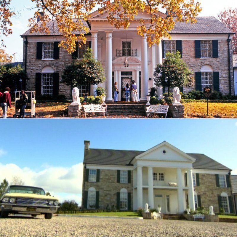 Graceland in America and in Ballyronan