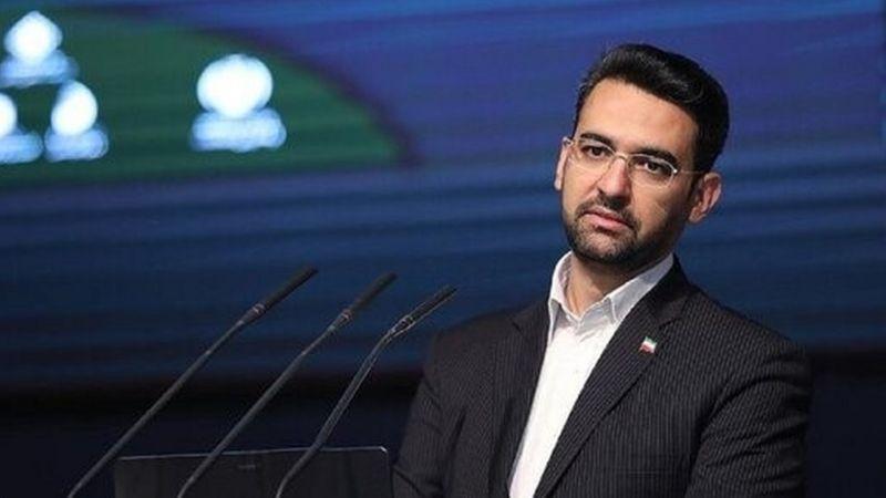 وزیر ارتباطات ایران: بخاطر کنکور اینترنت را مختل کردیم