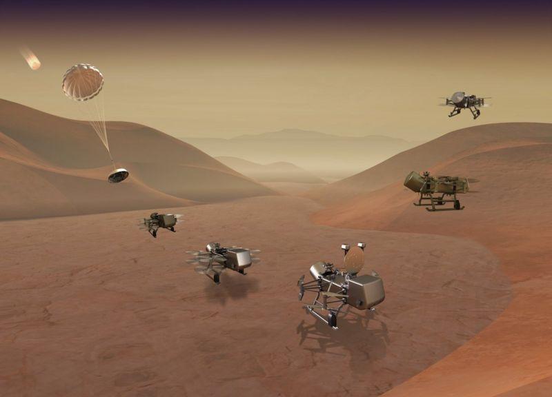 Циклокарбен-3: вероятный пусковой ключик криогенной жизни в морях Титана.