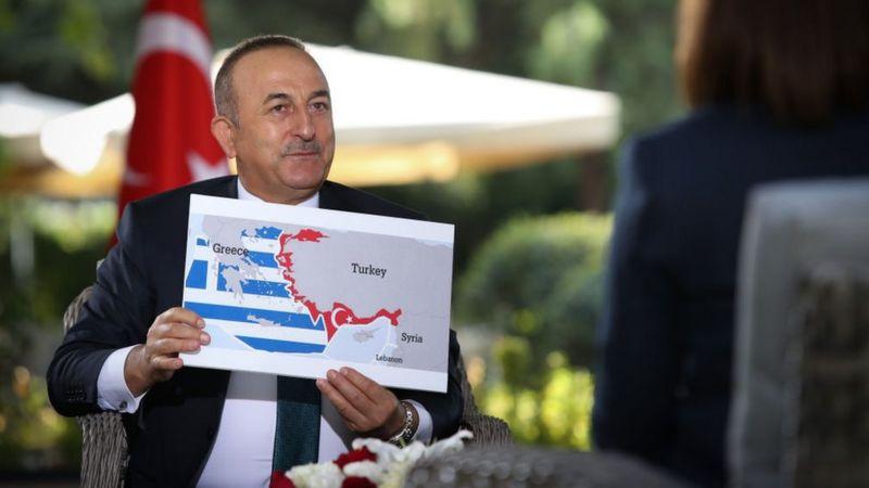 Sevilla Haritası nedir?: Yunanistan'ın tezini dayandırdığı, ABD'nin 'Hukuki önemi yok' dediği harita