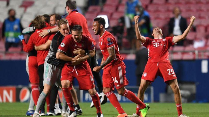 Şampiyonlar Ligi kupasının sahibi Bayern Münih oldu