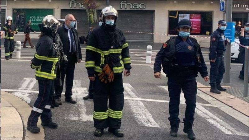 هجوم نيس: المشتبه به شاب تونسي قدم من إيطاليا إلى فرنسا الشهر الحالي