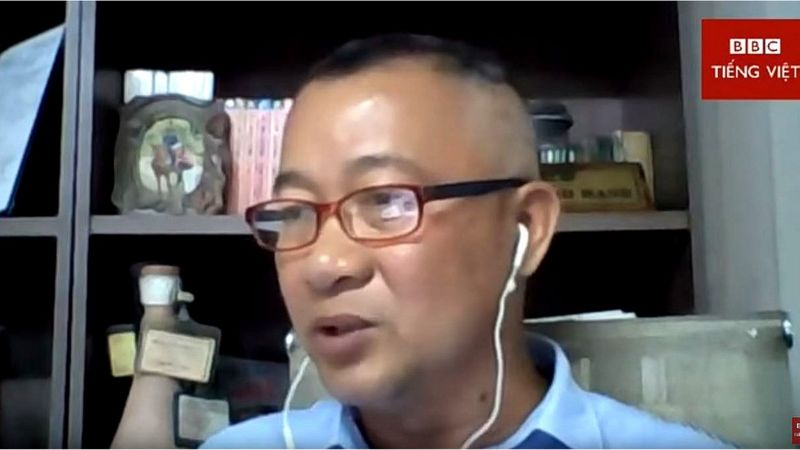 Luật sư Đặng Đình Mạnh