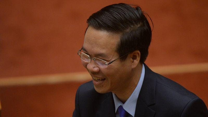 Trưởng Ban Tuyên giáo Trung ương Đảng Cộng sản Việt Nam Võ Văn Thưởng