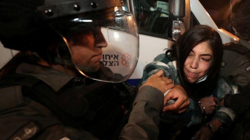 بیش از ۲۰ فلسطینی در درگیری با پلیس اسرائیل زخمی شدند