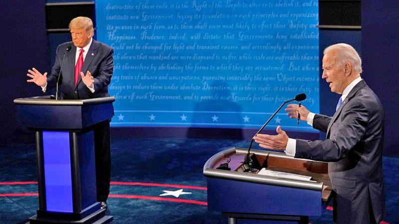 黑脏异化的选战亵渎美国民主法制能赢吗?