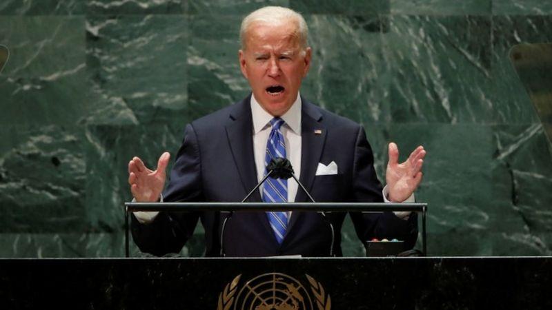 Biden, BM Genel Kurulu'nda konuştu: ABD'nin askeri gücü son çare olmalı