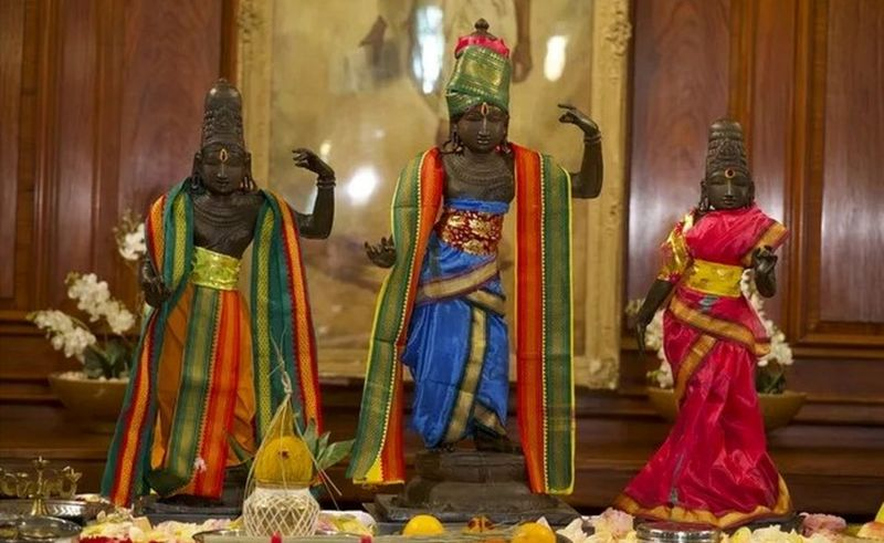 How Stolen Hindu Statues Were Discovered in UK
