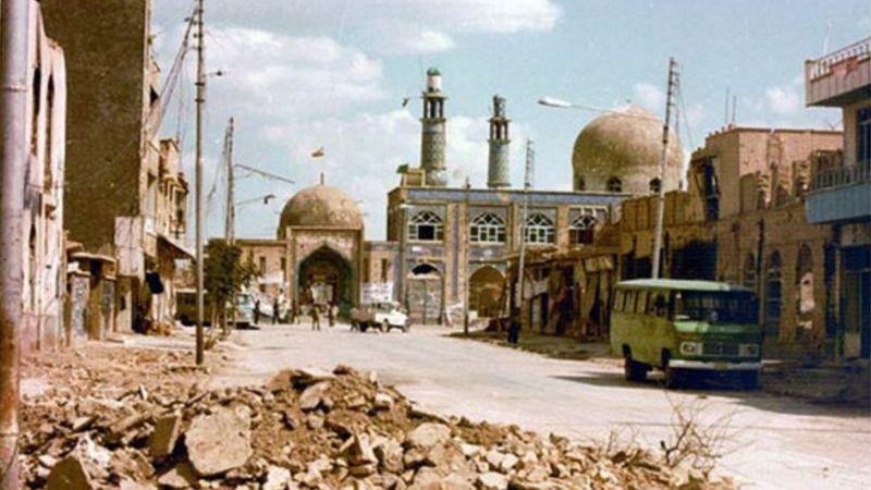 خرمشهر در اوایل جنگ به اشغال عراق درآمد