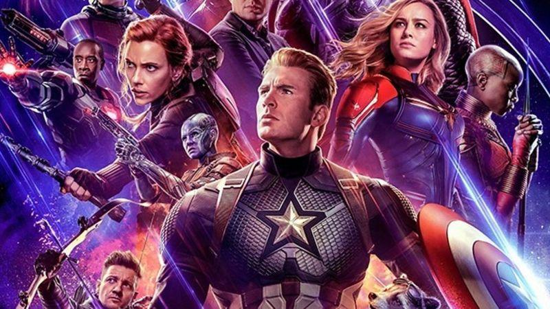 Avengers-poster/