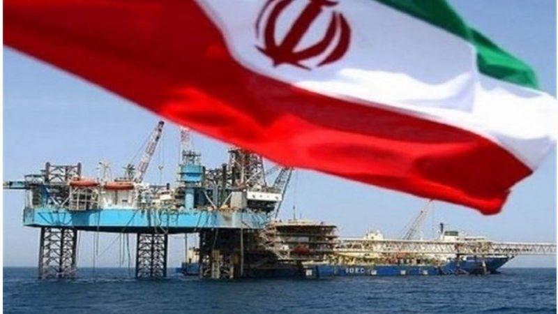 'ایران به امید رفع تحریم آمریکا مقادر زیادی نفت به چین فرستاده'