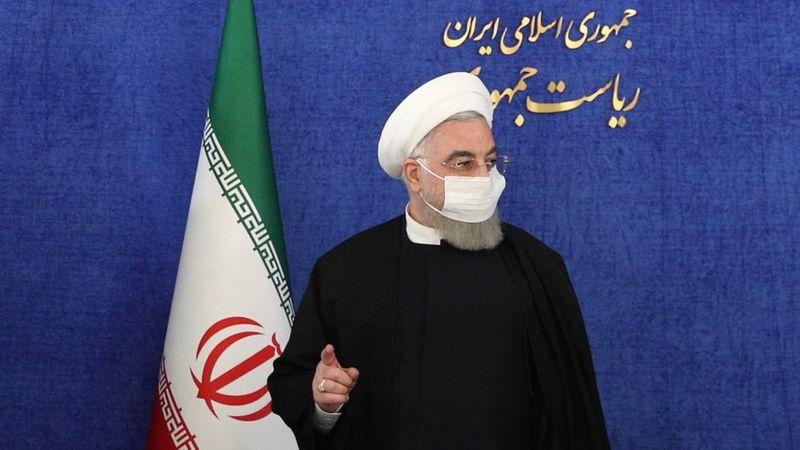 روحانی: تحریم را بردارید راه دیپلماسی و مذاکره باز میشود