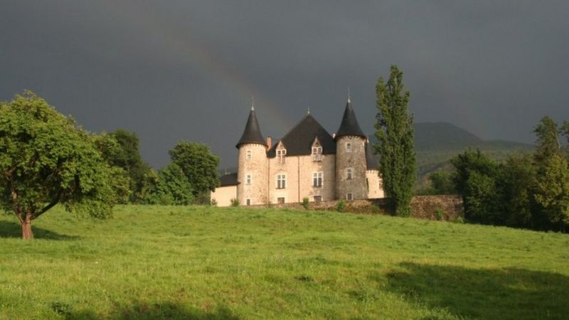 Castillo de Picomtal