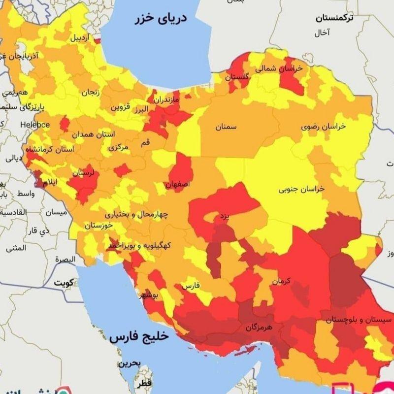 موج پنجم کرونا در ایران؛ 'آمار سیستان و بلوچستان با کل آمار پاکستان برابری میکند'