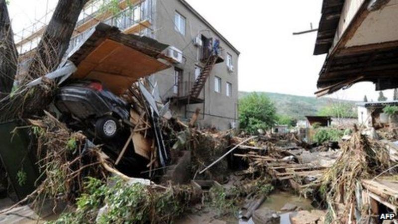 Severe flooding hits Haiti, Dominican Republic   Inquirer News