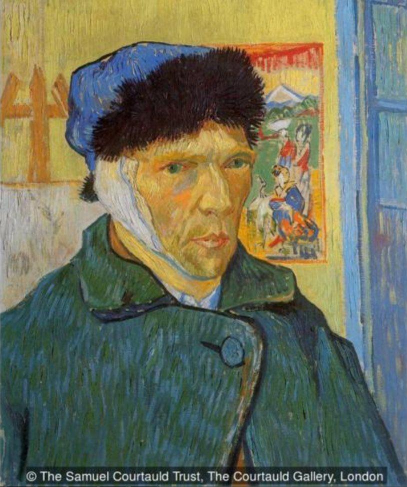 Lukisan Lukisan Jepang Yang Menginspirasi Van Gogh Bbc News