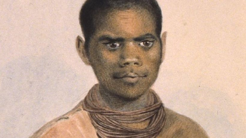 Artists Aboriginal portraits back in Tasmania after 170 years