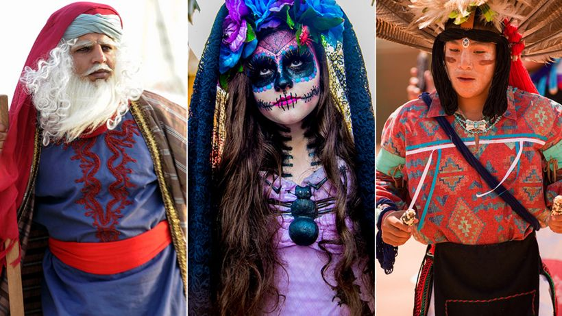 How offensive outfits became the real horror of Halloween