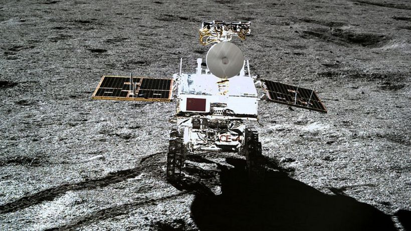 Change 4 Chinese rover confirms Moon crater theory