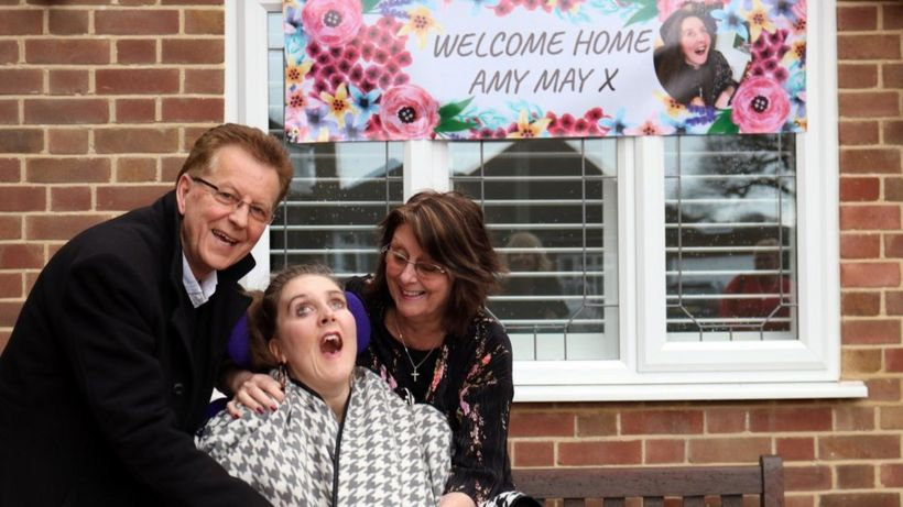 Nut allergy woman returns to Essex home after five years