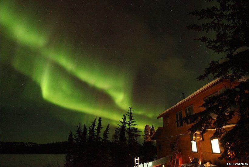 Aurora in Canada