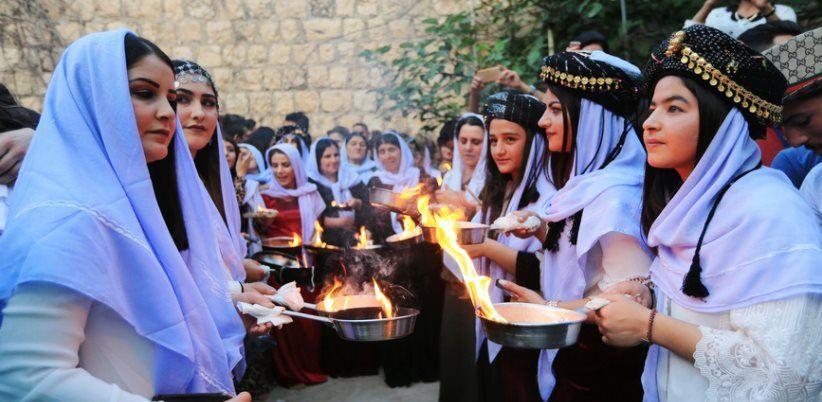 """ما هو عيد """"أربعينية الصيف"""" الذي يحتفل به الإيزديون؟"""