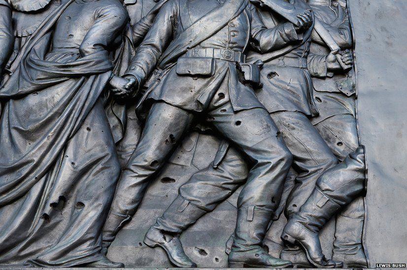Franco-Prussian War monument, Berlin, Germany