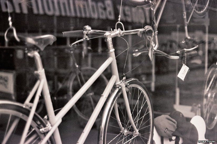 Bicycles for sale in Zurich