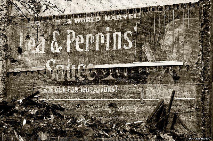 Lea and Perrins advert